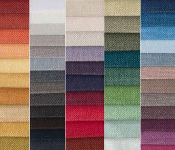 PANAMA Misto Lino-Cotone Colorato Lavabile
