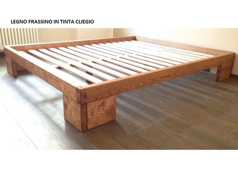 Strutture Letto In Legno Massello : Articoli letti futon torino