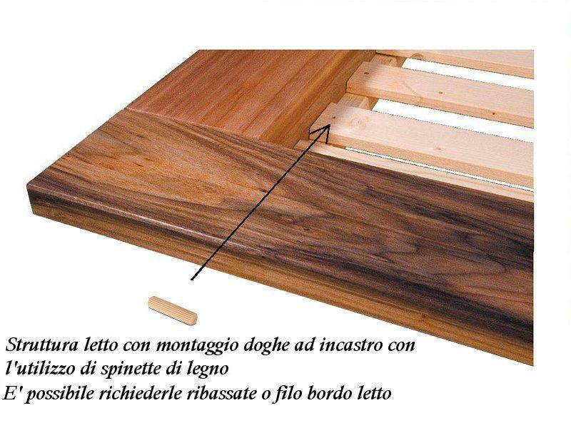 Struttura Letto Matrimoniale Con Cassetti.Articoli Letti Futon Torino